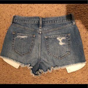 Hollister Shorts - Hollister vintage high rise shorts